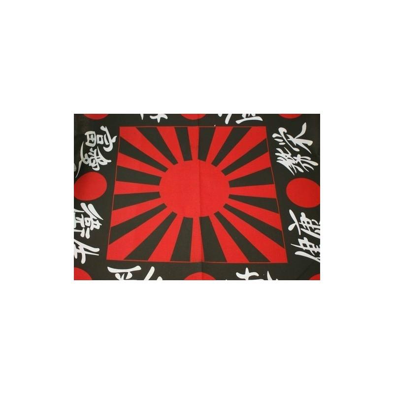 japanske tegn og flag design bandanas