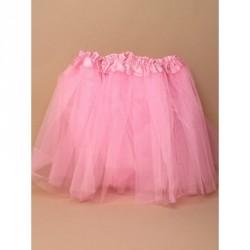 Tutu - Pink net child size Tutu with triple layered fancy...
