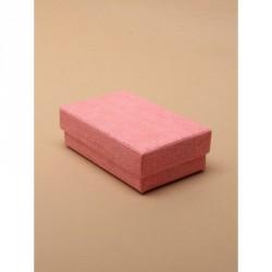 Gift box - Pink linen...