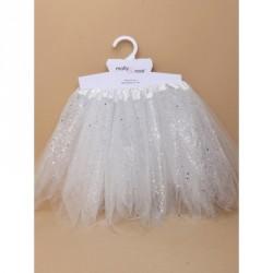Tutu - Triple layered White net child size Tutu with...