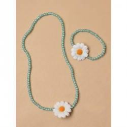 Necklace & Bracelet -...