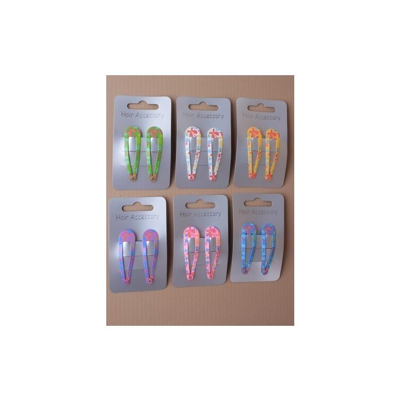 kort i 2 sommerfugl udskrive 5 cm sleepies. i gul/grøn/lilla/pink/blå og hvid.