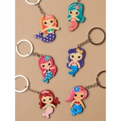 Keyring - Brightly coloured...