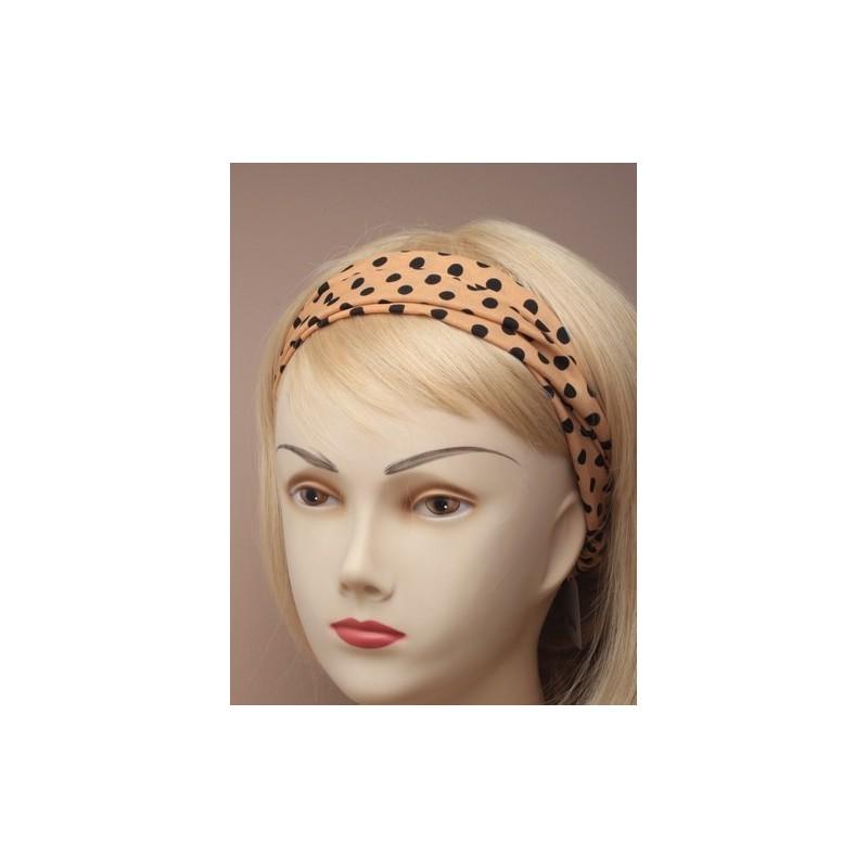 headwrap - tela manchada envoltório da cabeça