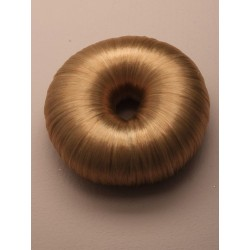 Faux Hair Ring Scunchies