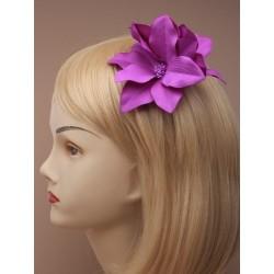 Brooch - Hair Clip Flower -...