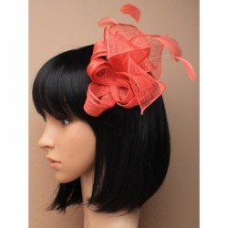Hair Comb -  Coral looped...