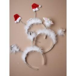 christmas deeley boppers hats/bells/angels