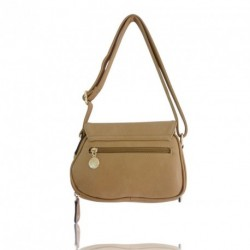 LYDC Shoulder Bag - Stud & Spike Bow Shoulder Bag by LYDC
