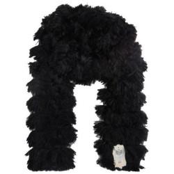 Faux Fur Stole Wrap Scarf Womens Warm Neck Wrapover Shawl...
