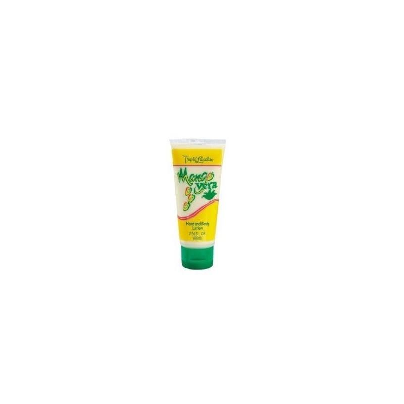 tredobbelt lanolin mango vera hånd bodylotion-66 ml