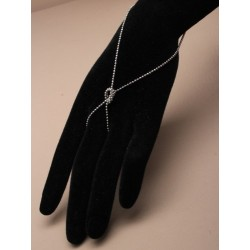 knotted hand chain. in an...