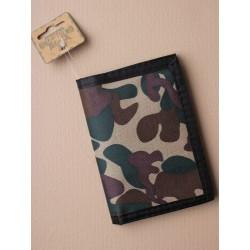 Wallet - Camouflage wallet in 2 colourways