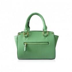 LYDC Shoulder Bag - Triple Bow Shoulder Bag by LYDC