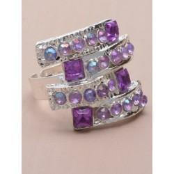Crystal Rings (expanding)