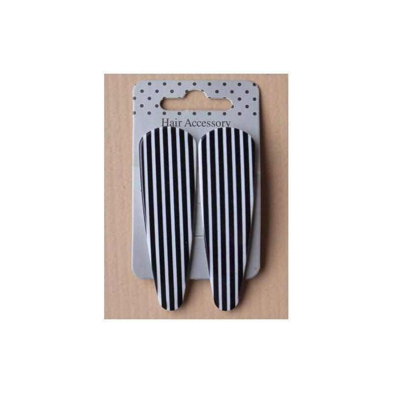 tarjeta de 2 sleepies 7cm plástico monocromo impresas en blanco y negro cubiertos. en 3 copias.