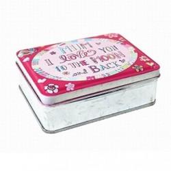 Trinket Box 10x3x5cm - Mum...