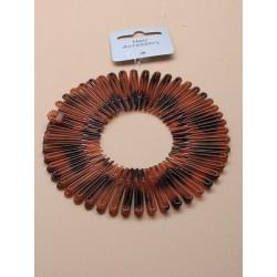 Flexi Spiral Hair Combs - A...