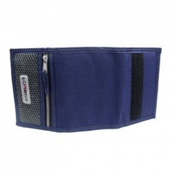 Trifold sports wallet with belt clip available in 3 colours