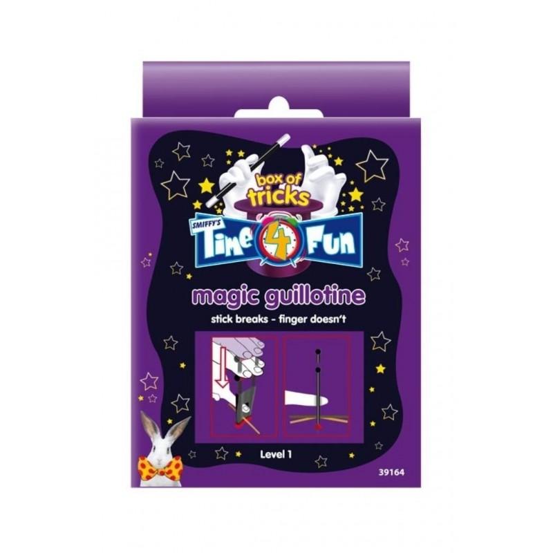 Box of tricks Smiffy's Time 4 Fun Magic Rope Cutter