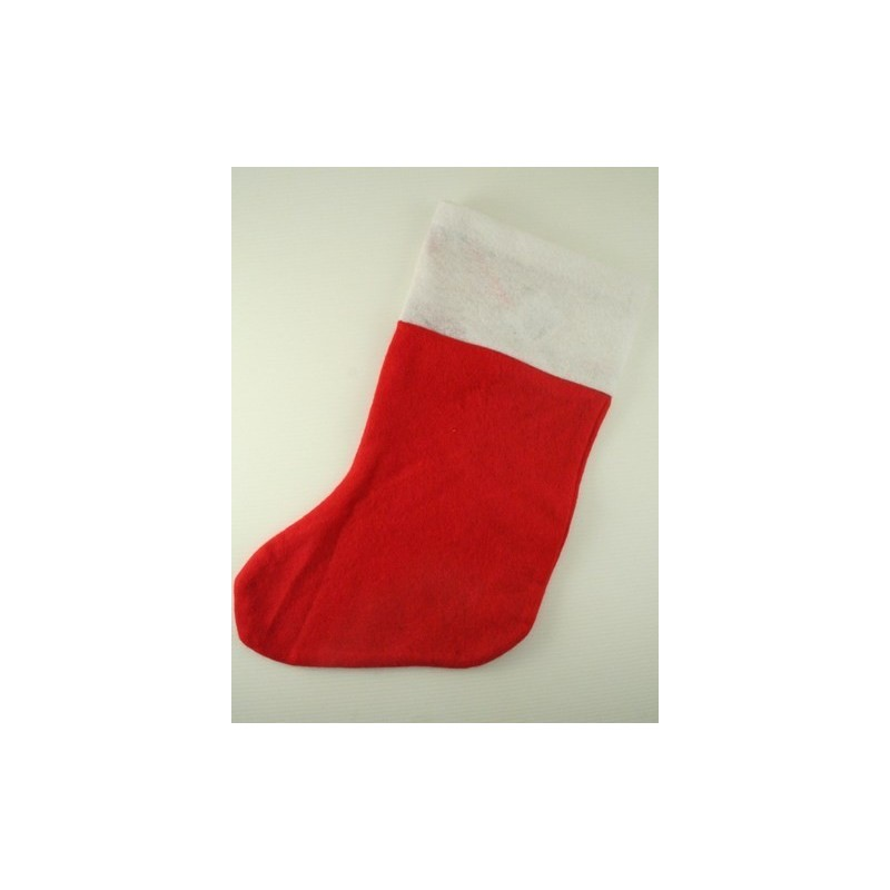 Christmas Stocking - size approx - 38x18cm christmas stocking