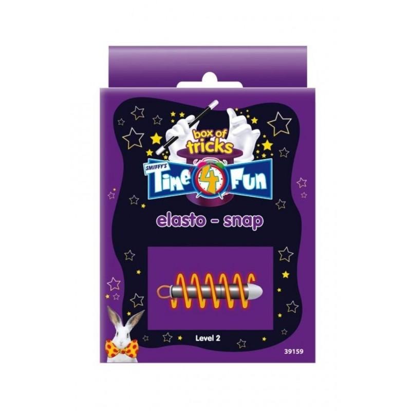 Box of tricks Smiffy's Time 4 Fun Magic Elasto - snap