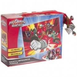 Power Rangers Fun Puzzle - Power Rangers Super Megaforce...