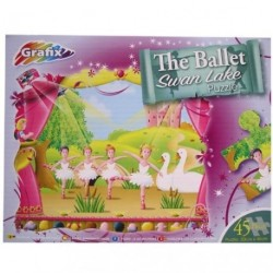 The Ballet Swan Lake Puzzle...