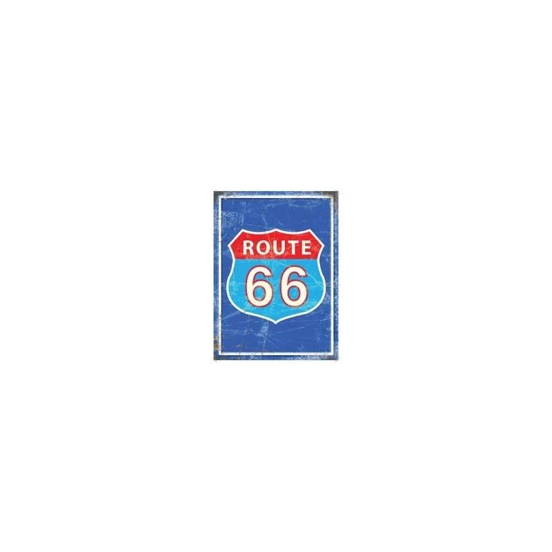 Route 66 - 40018 15x20cm