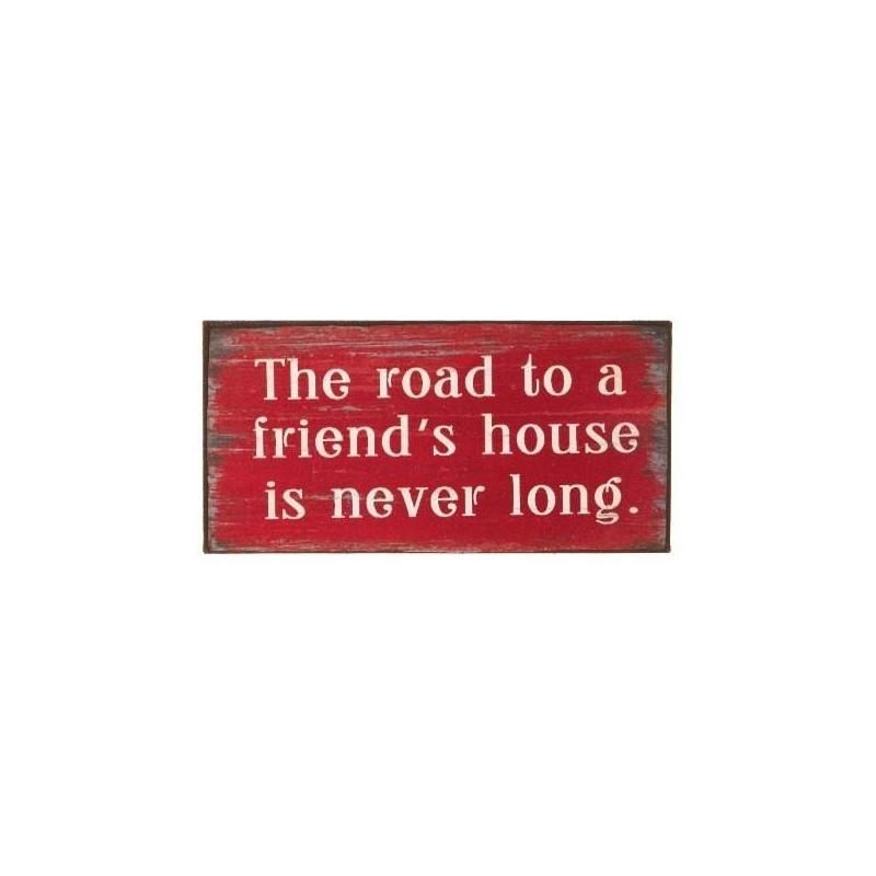 Fridge Magnet - You will always be my best friends metal magnet