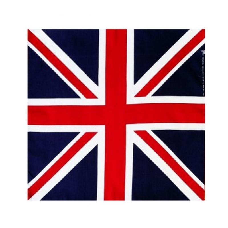 Union Jack Flag Bandana 55cm square