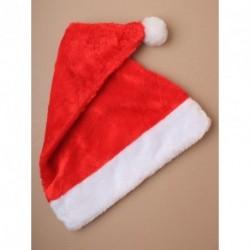 Christmas Hat - Luxury faux fur fabric Christmas Santa Hat