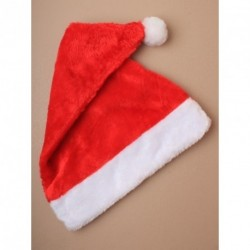 Christmas Hat - Luxury faux fur fabric Christmas Santa Hat
