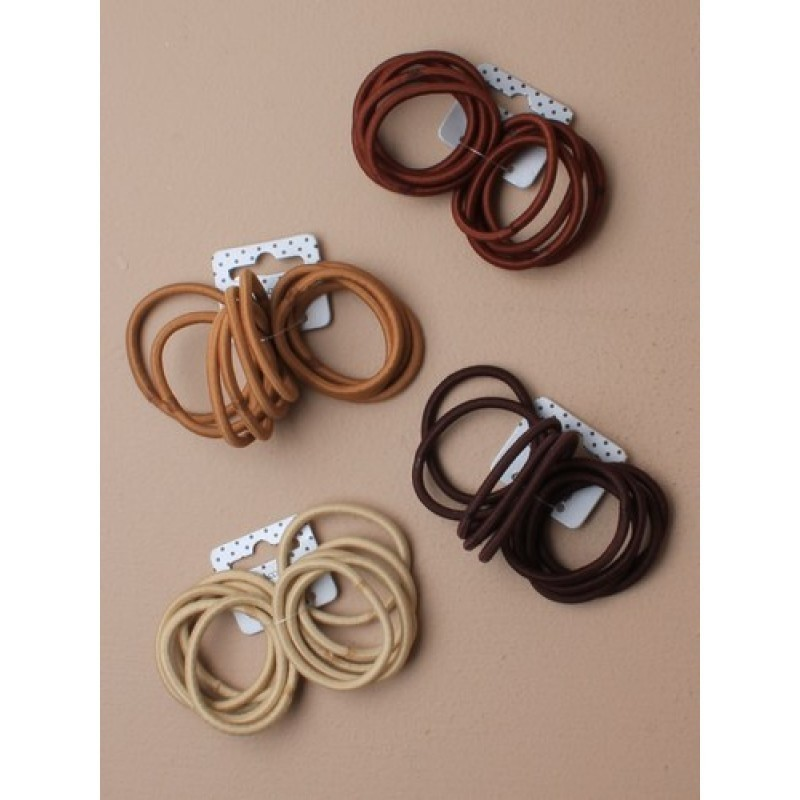 Find great deals on eBay for hair elastic brown. Shop with confidence.