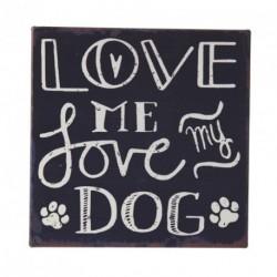 Fridge Magnet - Love me...