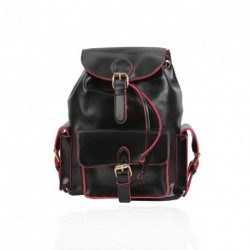 Gessy Backpack with contrast edges