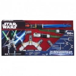 Star Wars Bladebuilders Jedi Master Lightsaber Set