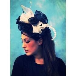 Hatinator Headband Hair Band - Wedding Fascinator...