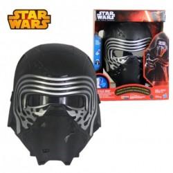 The Force Star Wars Awakens Kylo Ren Voice Changing Mask Dress Up Children Helmet