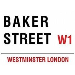 Baker Street W1 London...