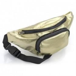 Bum Bag - Metallic gold...