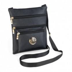 Hip Bag - Black and gold...