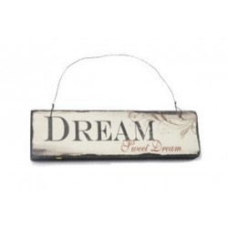 Small Wooden Sign Dream...