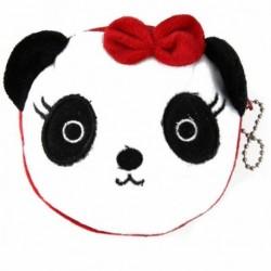 Coin Purse - Children Girls Soft feel Mini Coin Purse Cute Panda Bear Style Purse party bag