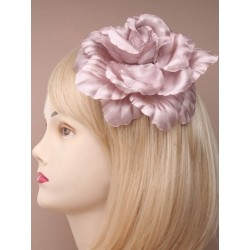 Beak Hair clip & brooch pin - Statement flower hair grip...