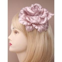 pico de broche para el cabello y broche - flor declaración pelo diapositivas agarre broche