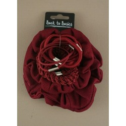 Scrunchie & Elastics Set -...
