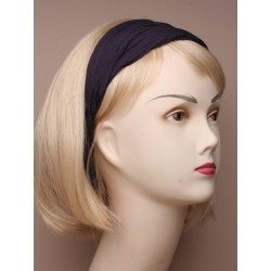creased effect headwrap in 6 colours.