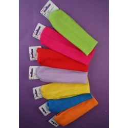 Headband - Childs size 5cm long brightly coloured stretch kylie head band