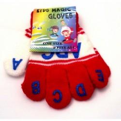 niños guantes - abc magia guantes de los niños